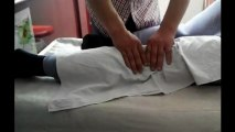 Chinese Chiropractic Adjustment (38) Treatment of Leg Pain and Injuries