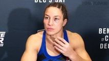 The Ultimate Fighter 24 Finale winner Sara McMann envisioned KO, ready for winner of Nunes vs. Rousey