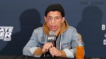 Joseph Benavidez says title shot all he wants after The Ultimate Fighter 24 Finale win