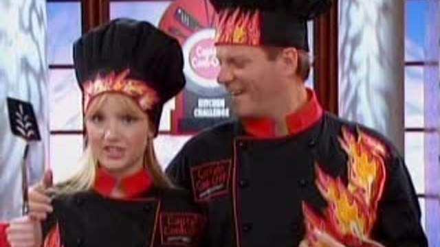 That's So Raven - S 3 E 21 - Chef-man And Raven