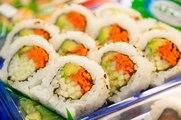 Sushi Recipe | Japanese Rice Roll Sushi Recipe | How to make Sushi