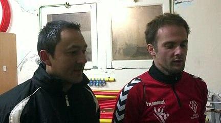 RUFFEC TV ( interview de Yohann et Anthony).