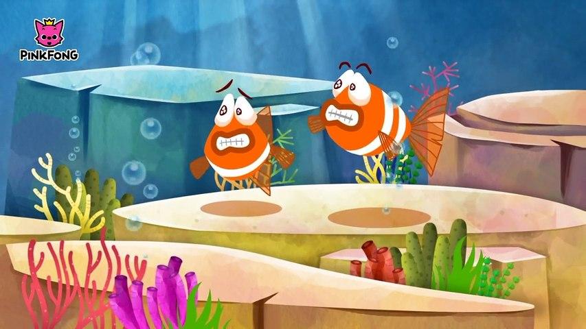 Run Away, Baby Shark ! | 1.5x FASTER | Animal Songs | PINKFONG Songs for Children