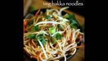 hakka noodles recipe _ veg hakka noodles recipe _ how to make vegetable noodles