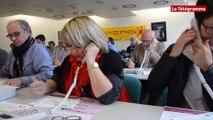 Téléthon. 400 bénévoles mobilisés au centre de promesses de Rennes