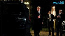 Hero Or Villain? Trump Attends Costume Party