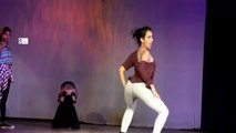 IIT Delhi Girl mind blowing dance performance 2015 - Indian Baby Doll Stage Danc