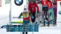 Biathlon - CM (H) : Martin Fourcade 3e de la poursuite d'Östersund