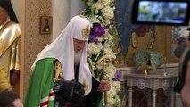 Paris: le patriarche de Moscou consacre la cathédrale orthodoxe