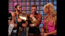 Josh Mathews Interviews Rico & Charlie Haas & Miss Jackie SmackDown 04.22.2004