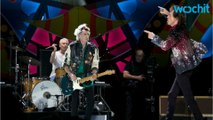 The Rolling Stones are still rolling along