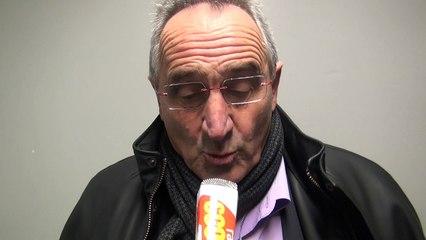 Rugby Fédérale 1 - Jean-Pierre Humbert réagit à la mi-saison