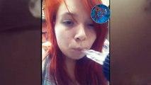 Beautiful girls smoke hookah,  blowing bubbles   Learn How to Make Smoke bubbles