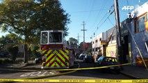 Feuer auf Techno-Party: Oaklands Polizei bestätigt 24 Tote