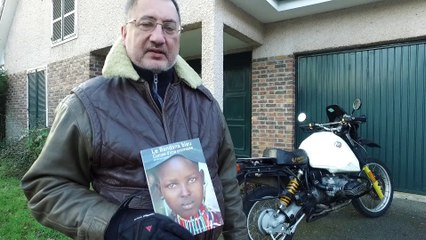 Interview JJ Aneyota - Le Bandana bleu, contes d'une promesse