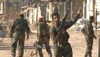 Ожесточенные бои в Алеппо: Армия Сирии уничтожает боевиков