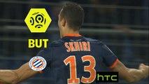 But Ellyes SKHIRI (48ème) / Montpellier Hérault SC - Paris Saint-Germain - (3-0) - (MHSC-PARIS) / 2016-17