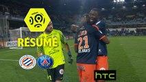 Montpellier Hérault SC - Paris Saint-Germain (3-0)  - Résumé - (MHSC-PARIS) / 2016-17