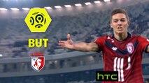 But Nicolas DE PREVILLE (44ème) / Girondins de Bordeaux - LOSC - (0-1) - (GdB-LOSC) / 2016-17