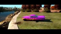 Lightning McQueen Cars Ramone Spider Man Marvel Superhero Toy Story Buzz Lightye
