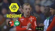 Stade Rennais FC - AS Saint-Etienne (2-0)  - Résumé - (SRFC-ASSE) / 2016-17