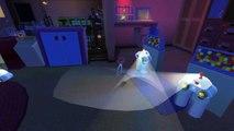 Toy Story 3 Svenska Filmen Spel Disney Fängelseflykt BUZZ,JESSIE,WOODY Spel veckade game movie