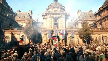AssassinsCreed Unity - Bastille Day Trailer