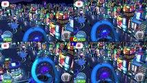 Disney Pixar Cars 4 Screen Race Lightning McQueen | Cars Fast as Lightning