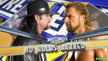 WWE WrestleMania 27: The Undertaker vs Triple H - Lucha Super Libre