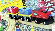 construction train set - trains for children - train for kids - train videos - trains for kids