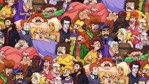 YO MAMA JOKES - Cartoon Characters (w  Pokemon, Transformers, SpongeBob, Family Guy, DBZ)