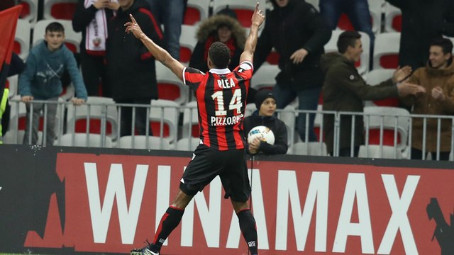 Nice 3-0 Toulouse