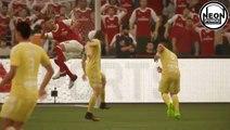 FIFA 17 FUT █ Tiki Taka - Top 5 Goals █ Vol. part 2