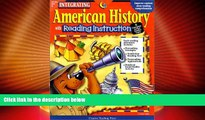 Price American History: With Reading Instruction (Integrating (Creative Teaching Press)) Trisha