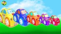 Cartoon Finger Family Rhymes For Kids Cartoon Toy Car Cute Animated Finger Family Rhymes For Childre