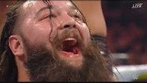 Heath Slater and Rhyno vs The Wyatt Family (Bray Wyatt and Randy Orton) - WWE TLC 2016 Full Match