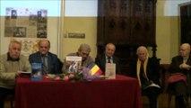 """Sorin Cotlarciuc si cărțile sale ; """"REVERENȚE"""" și """"Paradisul mecenatului statornic"""", lansate la Iași în 4 dec. 2016"""