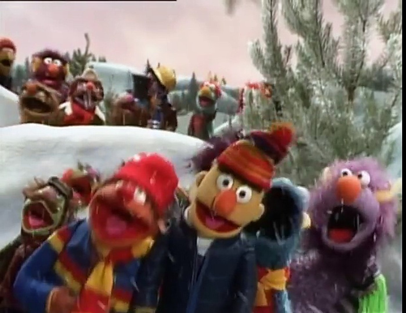 Muppet Family Christmas.A Muppet Family Christmas