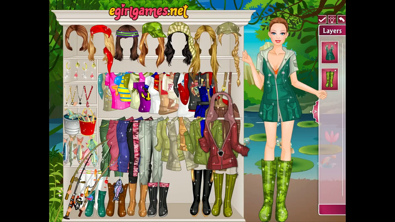 ❤ ❤ ❤ Barbie Fishing Princess❤ ❤ ❤