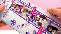 Disney Violetta Ludmila V-Friends von Giochi Preziosi - Ludmila Violetta Puppen Demo