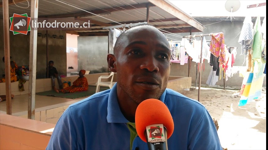 Football/ Africa Sports : Jean Sylvestre Nkeoua parle