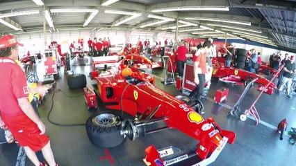 2016 Ferrari Finalli - F333 SP