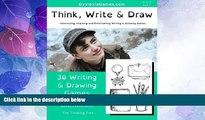 Best Price Think, Write, and Draw - Dyslexia Games Therapy (Series C) (Volume 3) Sarah Janisse