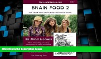 Best Price Brain Food 2 - Dyslexia Games Therapy (Series C) (Volume 2) Sarah Janisse Brown For