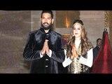 Yuvraj Singh Wedding Reception 2016 With Wife Hazel Keech