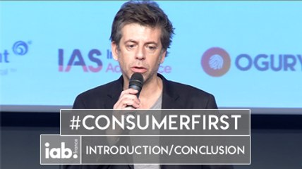 [COLLOQUE 2016] Introduction & Conclusion de David Lacombled #ConsumerFirst