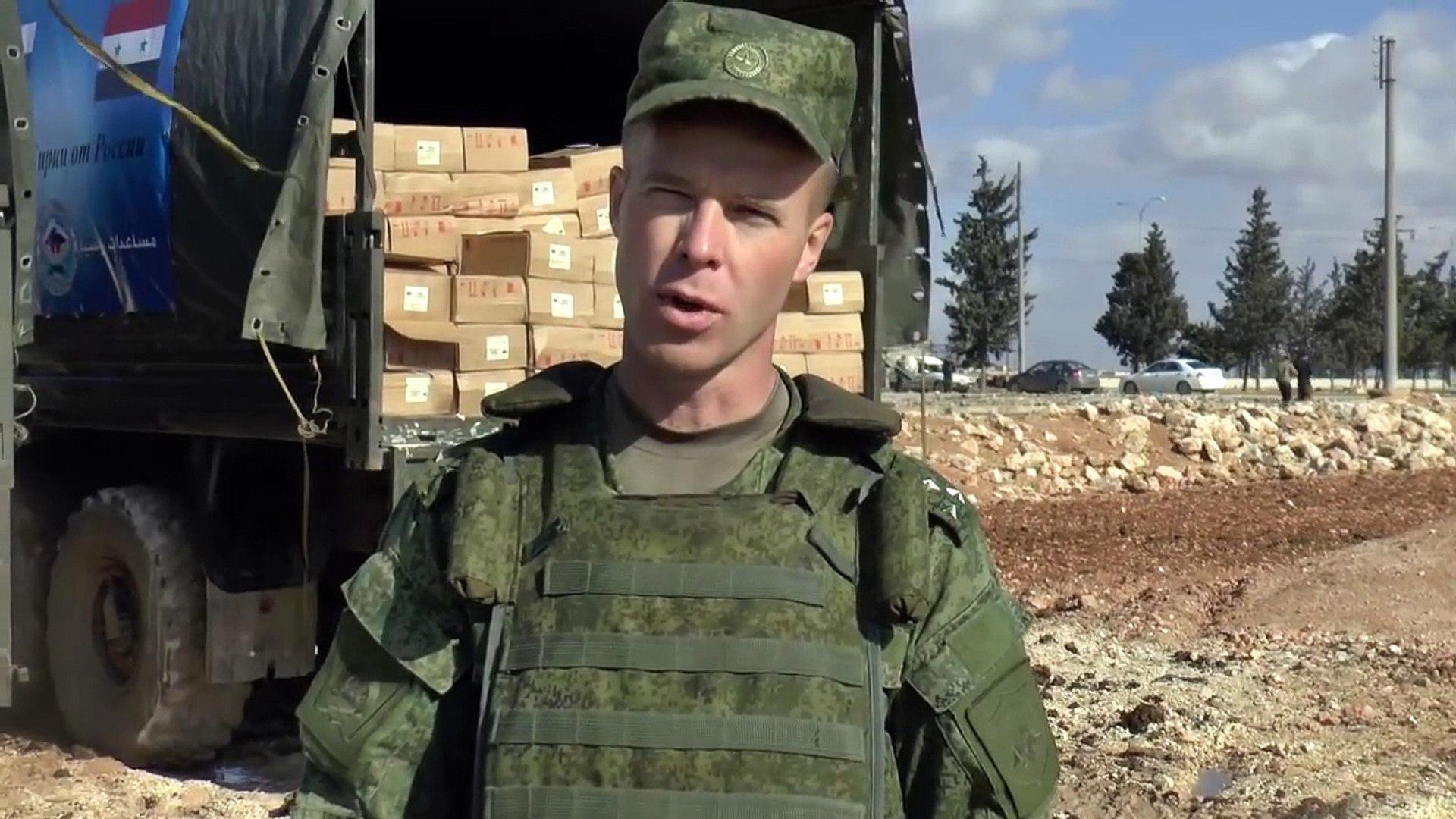 Спецоперация армии России в Алеппо 4 декабря 2016
