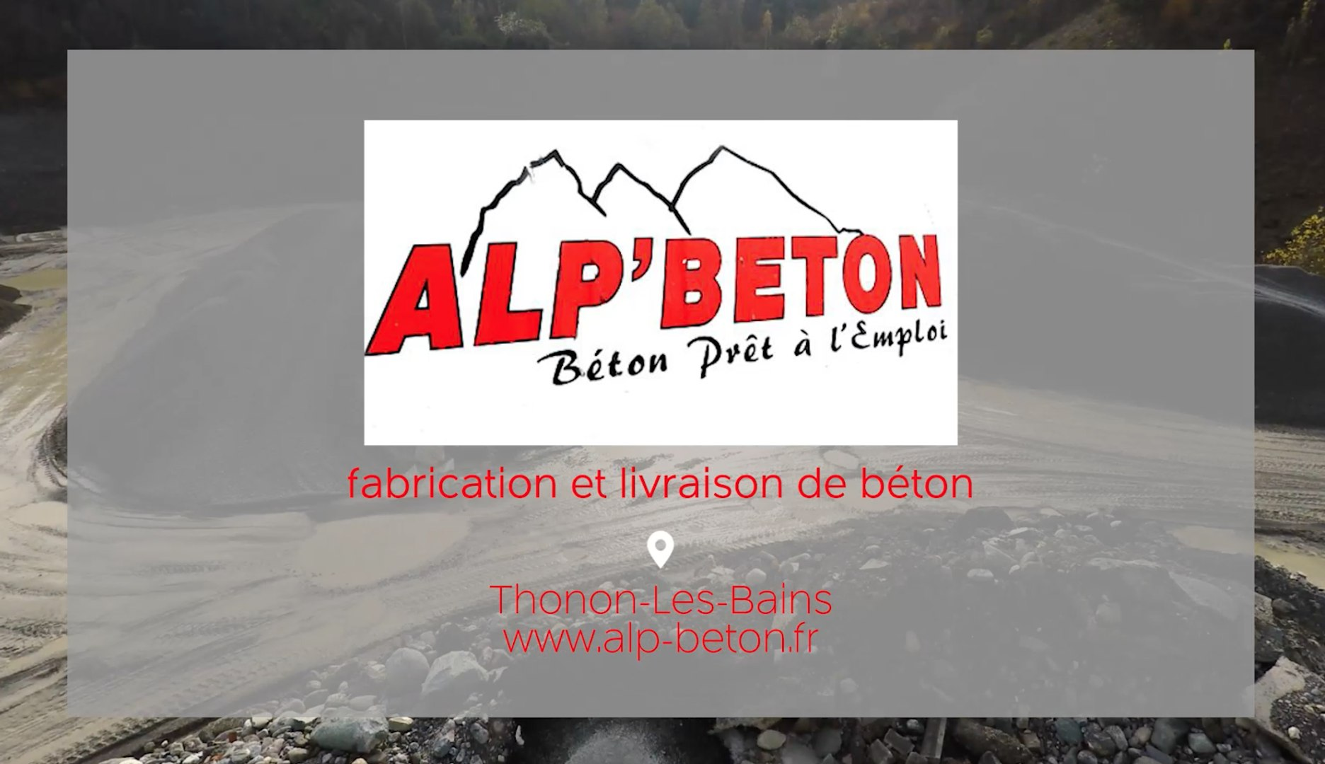 100 Incroyable Suggestions Alp Beton Le Biot