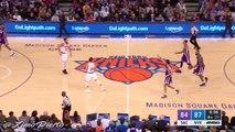 DeMarcus Cousins Shoves Joakim Noah  Kings vs Knicks  December 4, 2016  2016-17 NBA Season