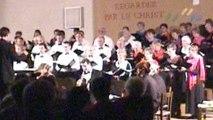 "Concert  ""ACJ Macon"" 19 mars 2005 ""De Bach à Britten"" 1.& 2."